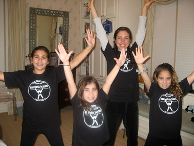 kids and teens dance - Energetic Juniors