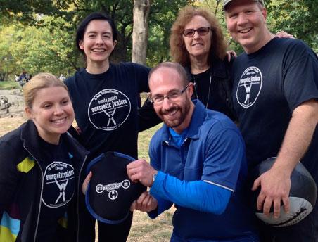 Eric Chessen, Special Needs Consultant for Energetic Juniors