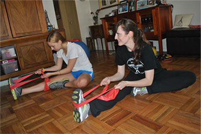 NYC sports training for kids