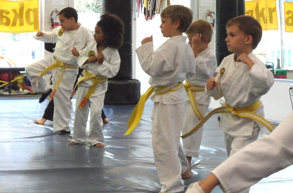 How Martial Arts/Self-Defense Will Prepare Your Child For The Real World