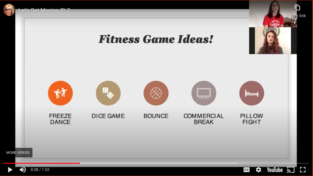 Fitness Game Ideas